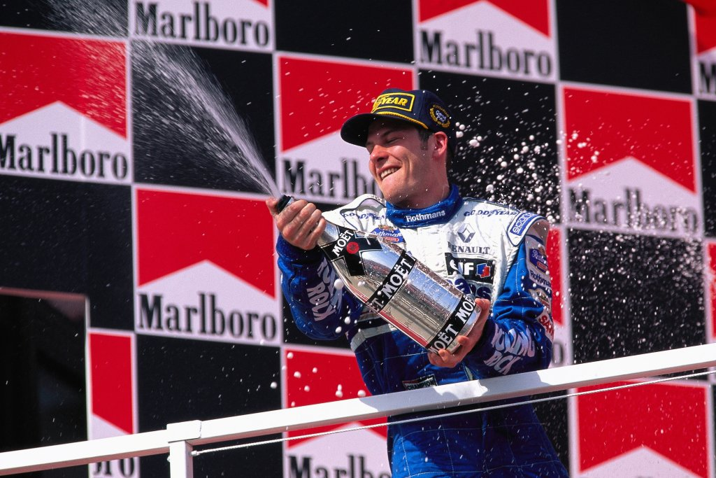 Jacques Villeneuve Turns 50