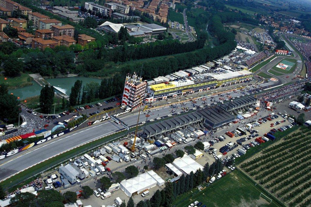 Formula 1 At Imola