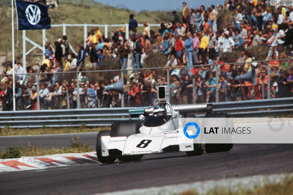1974 Dutch Grand Prix.