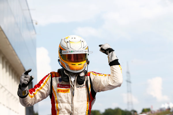 2014 GP2 Series Round 7. Hungaroring, Budapest, Hungary. Saturday 26 July 2014. Arthur Pic (FRA, Campos Racing)  Photo: Sam Bloxham/GP2 Series Media Service. ref: Digital Image _SBL7694
