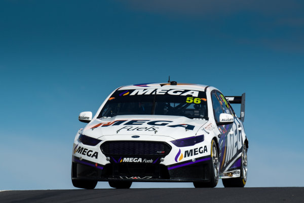 2017 Supercars Championship Round 11.  Bathurst 1000, Mount Panorama, New South Wales, Australia. Tuesday 3rd October to Sunday 8th October 2017. Jason Bright, Prodrive Racing Australia Ford.  World Copyright: Daniel Kalisz/LAT Images Ref: Digital Image 051017_VASCR11_DKIMG_1598.jpg