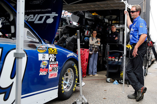 2017 Camping World Truck - NextEra Energy Resources 250 Daytona International Speedway, Daytona Beach, FL USA Thursday 23 February 2017 Doug Randolf World Copyright: Russell LaBounty/LAT Images ref: Digital Image 17DAY2rl_00983