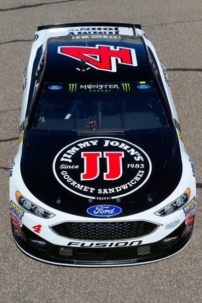 2017 Monster Energy NASCAR Cup Series - Camping World 500 Phoenix International Raceway - Avondale, AZ USA Friday 17 March 2017 Kevin Harvick World Copyright: Russell LaBounty/LAT Images ref: Digital Image 17PHX1rl_0767