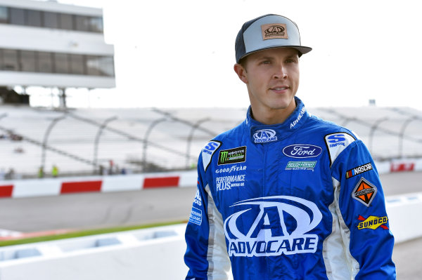 Monster Energy NASCAR Cup Series Toyota Owners 400 Richmond International Raceway, Richmond, VA USA Friday 28 April 2017 Trevor Bayne, Roush Fenway Racing, AdvoCare Ford Fusion World Copyright: Nigel Kinrade LAT Images ref: Digital Image 17RIC1nk03230