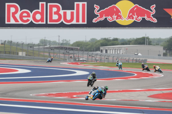 2017 Moto3 Championship - Round 3 Circuit of the Americas, Austin, Texas, USA Friday 21 April 2017  World Copyright: Gold and Goose Photography/LAT Images ref: Digital Image Moto3-500-1814