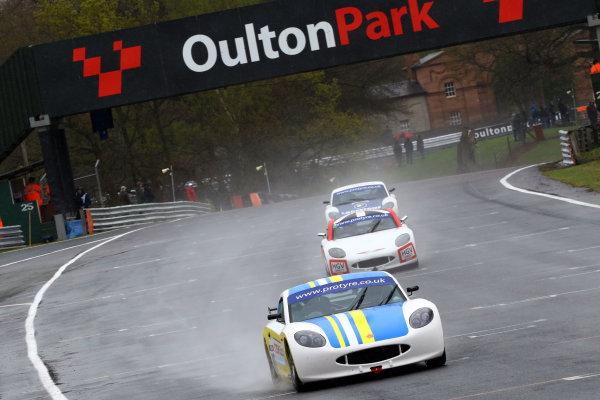 2017 Ginetta GT5 Championship Oulton Park, 15th-17th April, 2017, Stoney (GBR)  World copyright. JEP/LAT Images