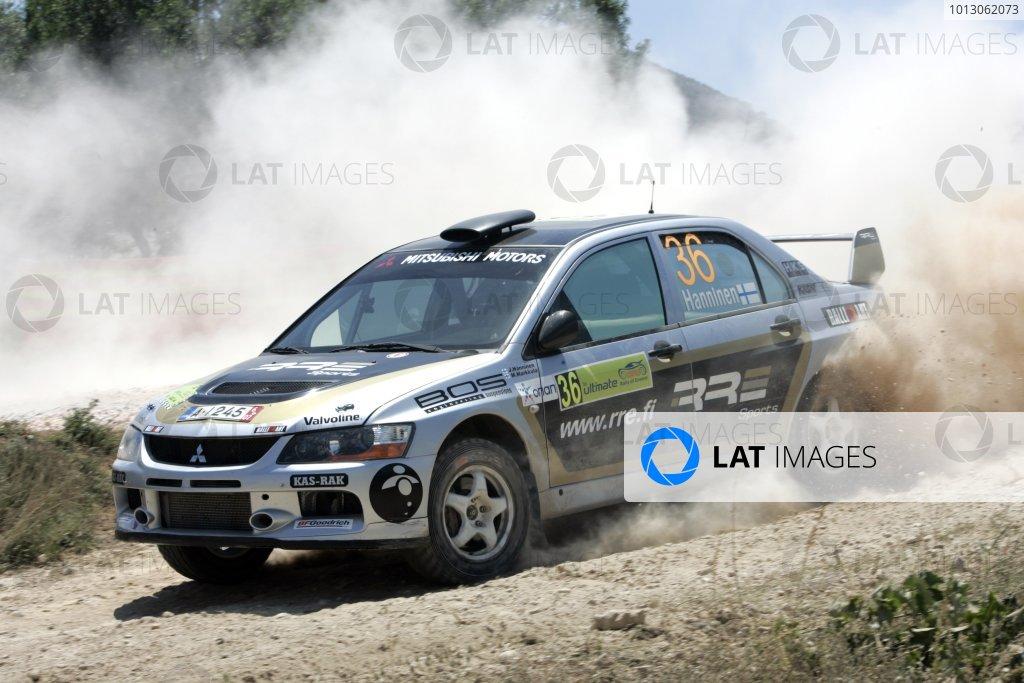 2007 FIA World Rally Championship