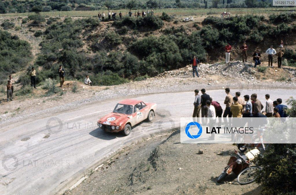 1970 Acropolis Rally.