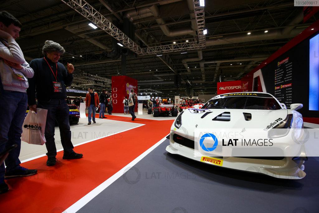 Autosport International Show Photo Motorsport Images
