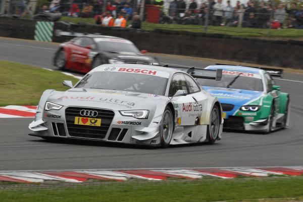 Brands Hatch, Kent, UK18th - 20th May 2012Adrien Tambay (FRA) Audi Sport Team Abt Audi A5 DTM World Copyright: XPB Images/LAT Photographicref: Digital Image 2185629_HiRes