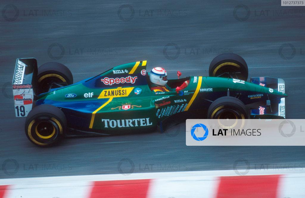 1994 Belgian Grand Prix.