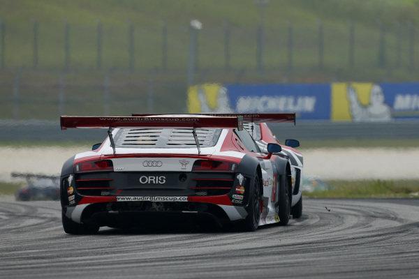 at Audi R8 LMS Cup, Rd4, Sepang, Malaysia, 4-6 September 2015.