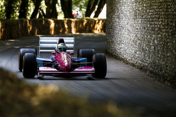 Miles Griffiths, Brabham BT60B Judd
