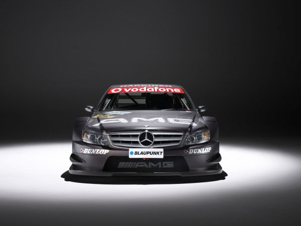 The new AMG-Mercedes C-Class DTM is launched at the Geneva Motor Show.AMG-Mercedes C-Class Launch, Geneva Motor Show, Switzerland, 6 March 2007.DIGITAL IMAGE