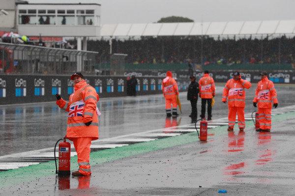 Wet grid