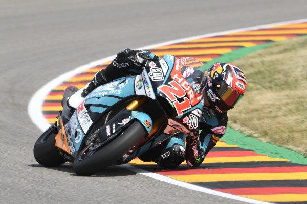 Fabio Di Giannantonio, Speed Up Racing.