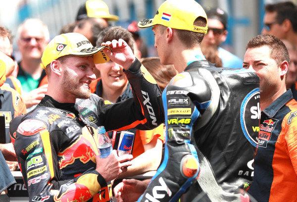 Binder, Luca Marini, Sky Racing Team VR46.