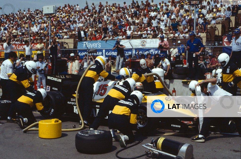 1983 Canadian Grand Prix.