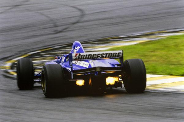 Olivier Panis, Prost JS45 Mugen-Honda.