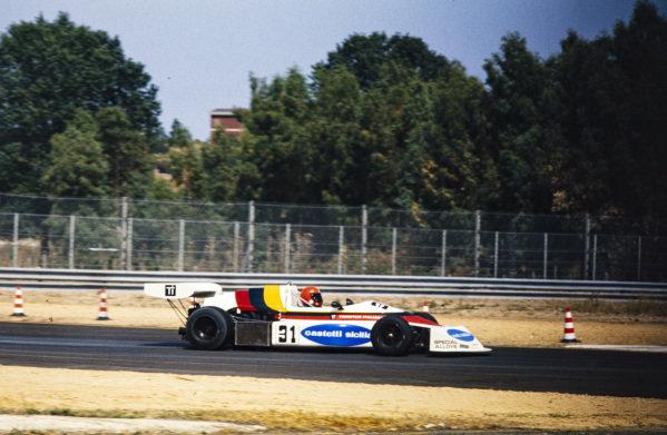 Vittorio Brambilla, March 752 BMW.