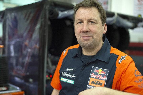 Marcus Eschenbacher, Red Bull KTM Factory Racing.