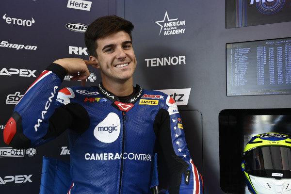 Marco Ramirez, American Racing