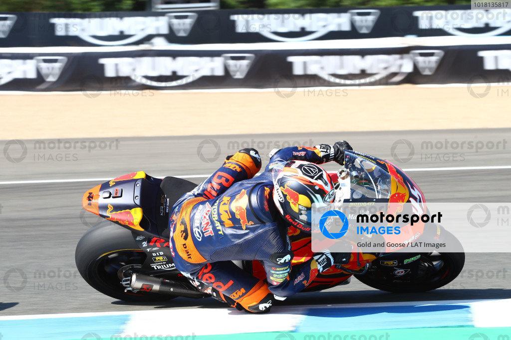 Tetsuta Nagashima, Red Bull KTM Ajo.
