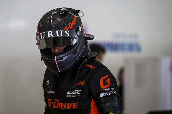 #26 G-Drive Racing Aurus 02 - Gibson: Roman Rusinov