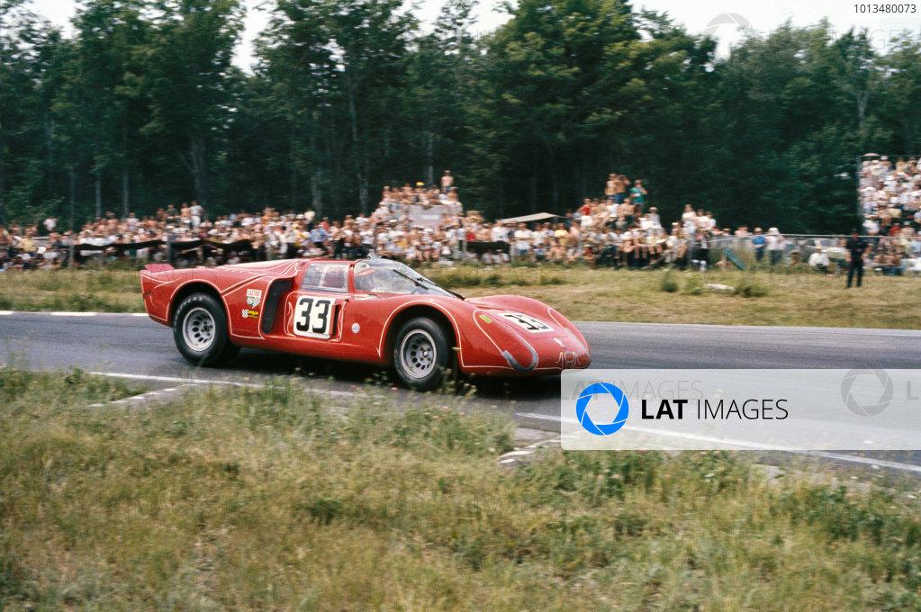 1968 Watkins Glen 6 hours.