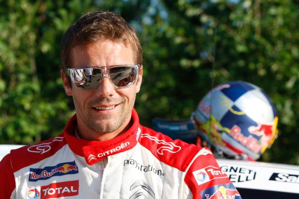 Round 8, Rally Finland, 28th - 30th July 2011Sebastien Loeb, Citroen, PortraitWorldwide Copyright: LAT/McKlein