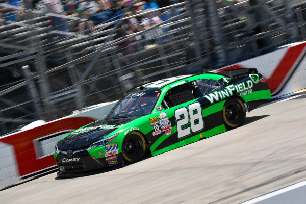 NASCAR XFINITY Series One Main Financial 200 Dover International Speedway, Dover, DE USA Saturday 3 June 2017 Dakoda Armstrong, JGL Racing Toyota Camry World Copyright: Logan Whitton LAT Images ref: Digital Image 17DOV1LW3027