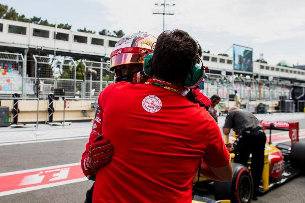 2017 FIA Formula 2 Round 4. Baku City Circuit, Baku, Azerbaijan. Friday 23 June 2017. Charles Leclerc (MCO, PREMA Racing)  Photo: Zak Mauger/FIA Formula 2. ref: Digital Image _54I0891