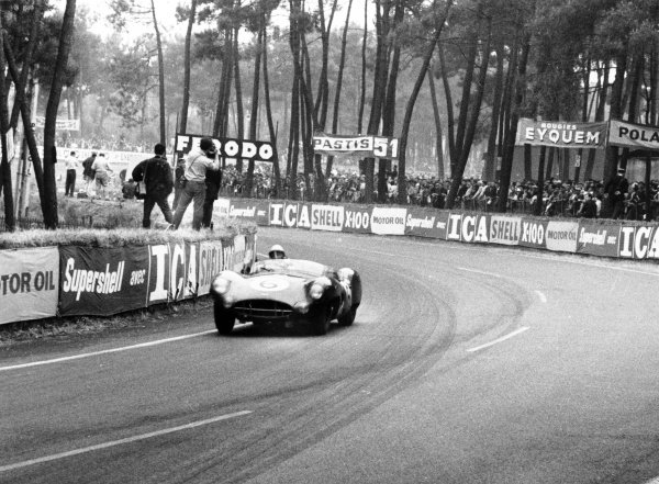 1959 Le Mans 24 hours.
