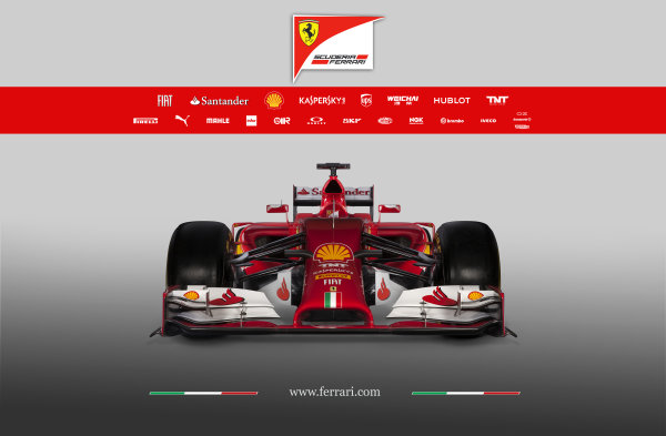 Ferrari F14 T Online Launch Images
