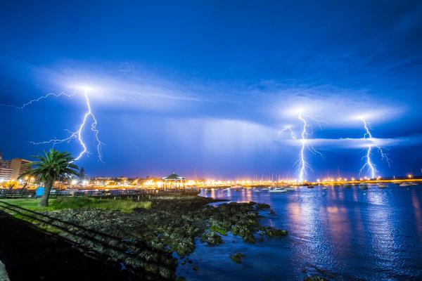 Lightning Storms