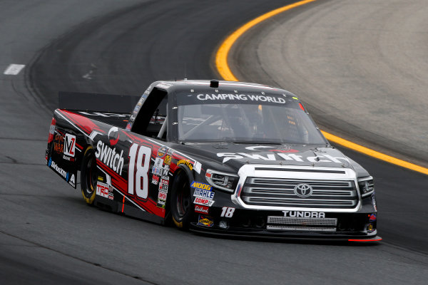NASCAR Camping World Truck Series UNOH 175  New Hampshire Motor Speedway Loudon, NH USA Friday 22 September 2017 Noah Gragson, Switch Toyota Tundra World Copyright: Lesley Ann Miller LAT Images