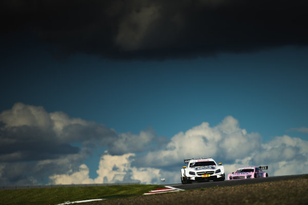2017 DTM Round 5 Moscow Raceway, Moscow, Russia Friday 21 July 2017. Paul Di Resta, Mercedes-AMG Team HWA, Mercedes-AMG C63 DTM World Copyright: Evgeniy Safronov/LAT Images ref: Digital Image SafronovEvgeniy_2017_DTM_MRW-64