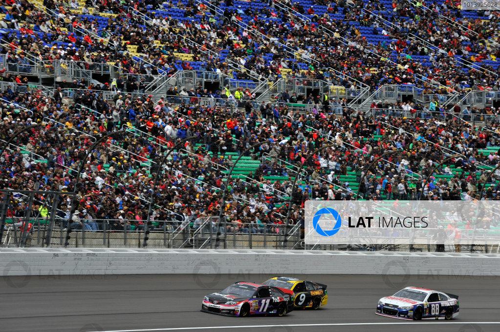 2013 NASCAR Kansas