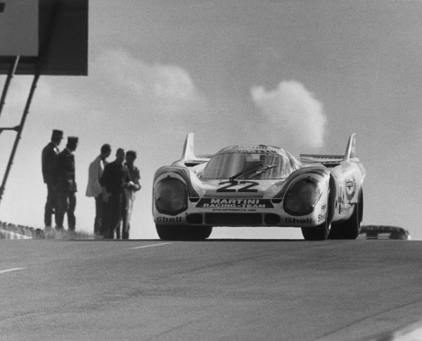 Le Mans, France. 12th - 13th June 1971.