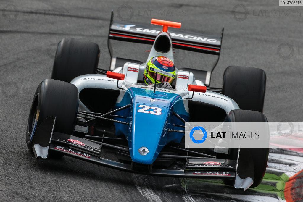 Round 7 - Monza, Italy