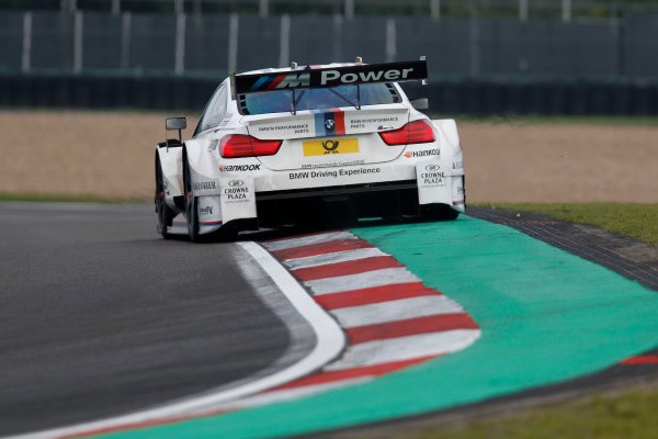 2014 DTM Championship Round 7 - Nurburgring, Germany 15th - 17th August 2014 Martin Tomczyk (GER) BMW Team Schnitzer BMW M4 DTM World Copyright: XPB Images / LAT Photographic  ref: Digital Image 3255932_HiRes