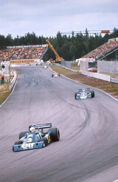 1976 Swedish Grand Prix.