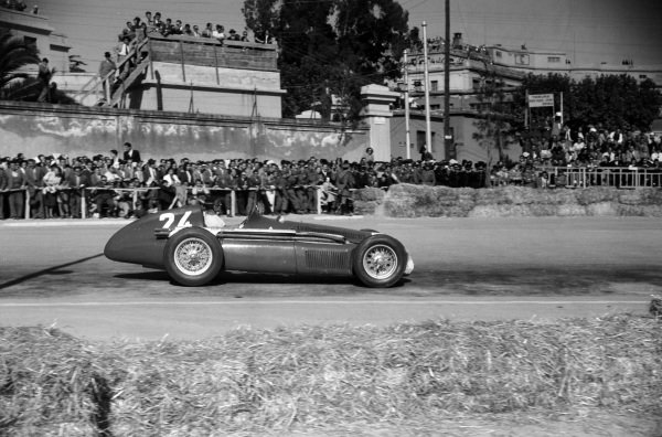 Felice Bonetto, Alfa Romeo 159.