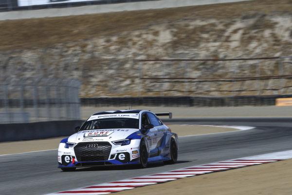 #10 eEuroparts.com Racing, Audi RS3 LMS TCR, TCR: Lee Carpentier, Kieron O'Rourke