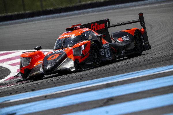 #25 Aurus 01 - Gibson / G-DRIVE RACING / John Falb / Rui Andrade / Roberto Merhi