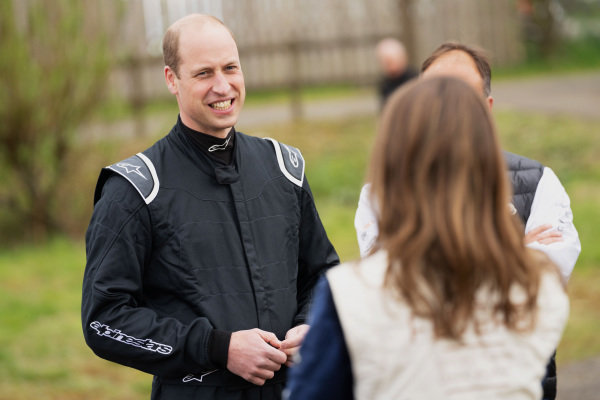HRH Prince William, Duke of Cambridge