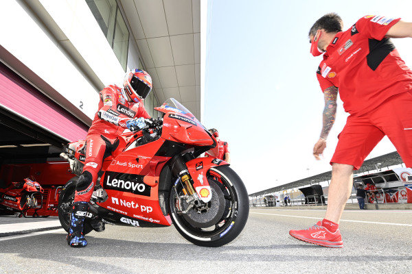 Michele Pirro, Ducati Team.