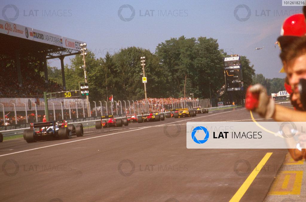 1987 Italian Grand Prix.