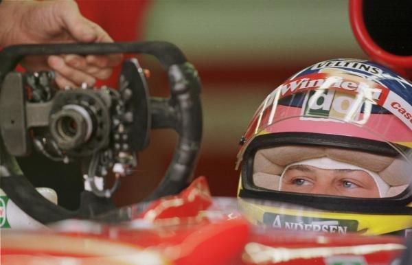 1998 Canadian Grand Prix.Montreal, Quebec, Canada. 5-7 June 1998.Jacques Villeneuve (Williams FW20 Mecachrome).World Copyright - Steve Etherington/LAT Photographic