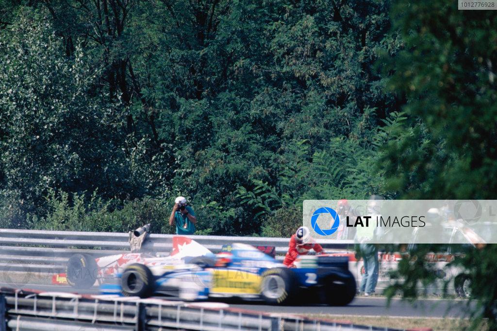 1995 Hungarian Grand Prix.